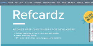 Refcards
