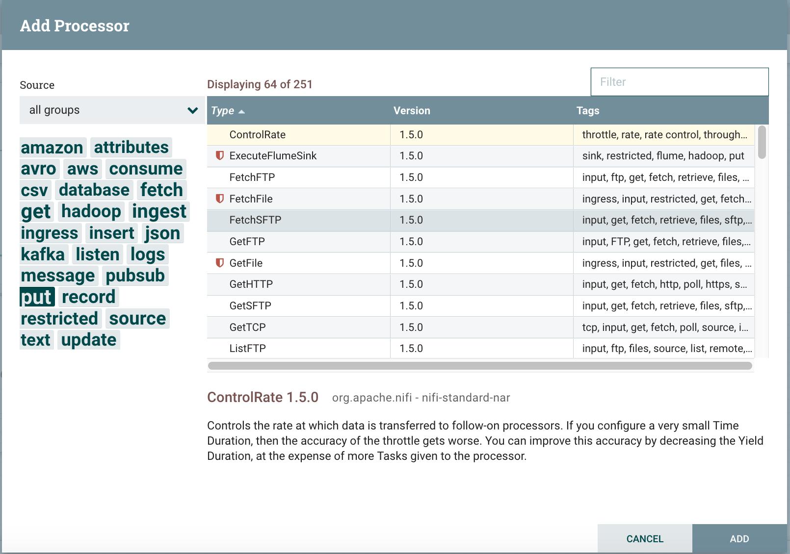 انواع پردازشگر های قابل استفاده در تولید خط پردازش داده