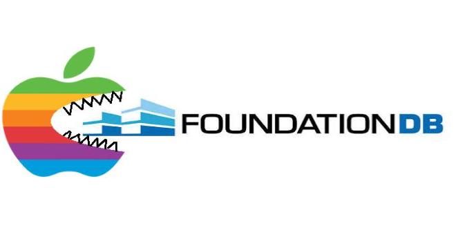 تصویر از چرا اپل FoundationDB را خرید ؟