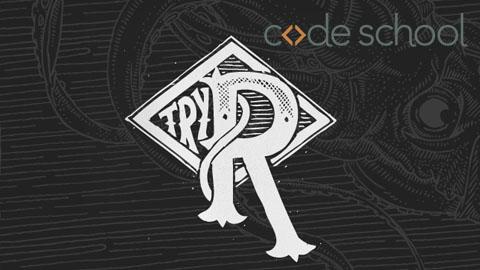 تصویر از معرفی سایت CodeSchool  برای آموزش زبان R