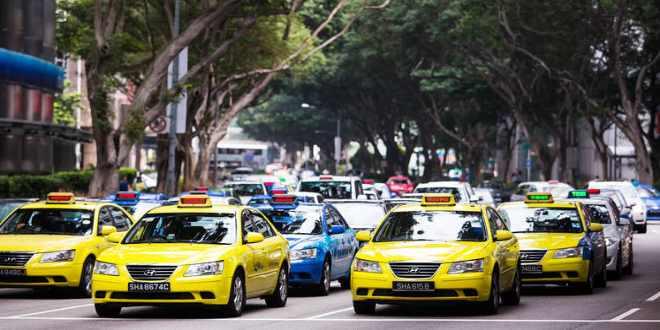 تصویر از پردازش یک میلیارد داده تاکسی های نیویورک