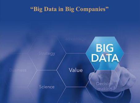 تصویر از سمینار تخصصی کاربرد کلان دادهها در سازمانهای بزرگ